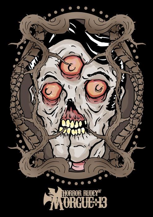mutated gentleman by HorrorRudey