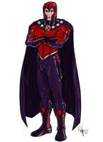 -Astonishing Magneto- by Kaufee