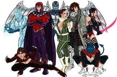-X-Men Legacy- by Kaufee