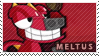 Meltus stamp by pervyspotracoonplz