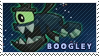 Boogly stamp by pervyspotracoonplz