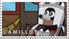 Camillot stamp by pervyspotracoonplz