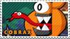 Cobrax stamp by pervyspotracoonplz
