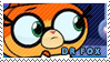Unikitty! - Dr. Fox stamp by pervyspotracoonplz