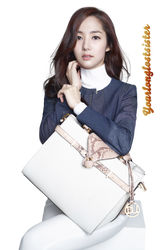 Park Min Young [003] PNG by Yourlonglostsister