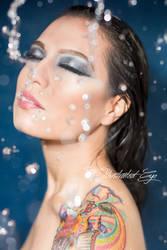 WaterGirl by IllustratedEye