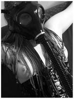Gas Mask 2 by IllustratedEye