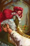 Follow me [Kileanna and Argentea] by stunsail