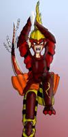 Kuvrahk Warrior by Calder