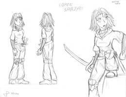 Loren v1.5 by Calder