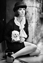 Kojii Helnwein in Chaplin 4 by Kojii-Helnwein