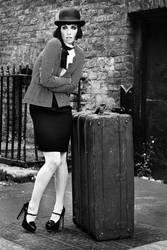 Kojii Helnwein in Chaplin 5 by Kojii-Helnwein
