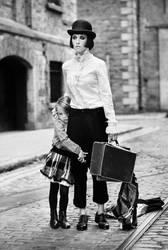Kojii Helnwein in Chaplin 8 by Kojii-Helnwein