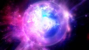Purple planet by ElenaLight