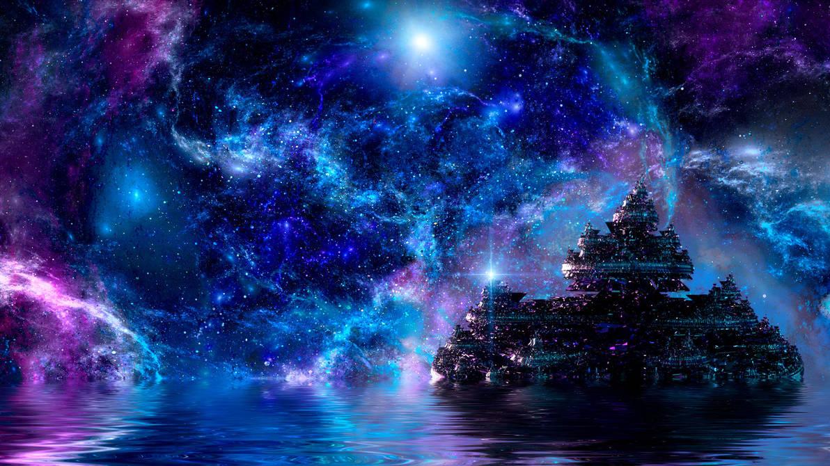 Stellar greetings by ElenaLight
