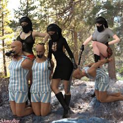 Gangsta Girls 3 by Ahmedhse