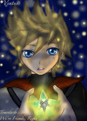 Tomodachi...ne? Ventus by IntoTheFrisson