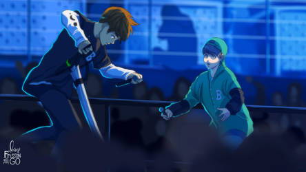 if BTS were an (in?) Anime, pt (???) by IntoTheFrisson