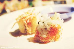 I love sushi by thatdesigngrl