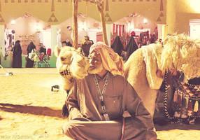Camel Man by thatdesigngrl