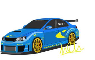 Subaru Impreza Sedan Spec C 'Subarappa' by J-Ahmad