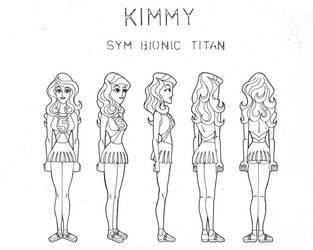 Kimmy The Cheerleader by Nes44Nes