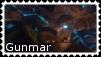 Trollhunters Gunmar Stamp by PastellTofu