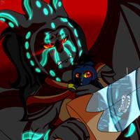 Trollhunters- Mom,wife,warrior by PastellTofu