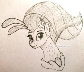 Princess Skystar! by Cocouri