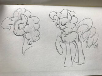 Pinkie Doodles!! by Cocouri