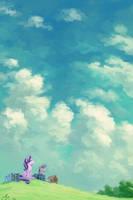 Kites by Amarynceus
