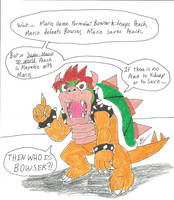 Bowser's Conundrum by BlackCarrot1129