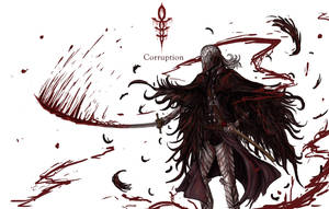 Bloody Crow of Cainhurst by GuidoMng
