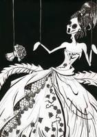 La Mariee de Gehenne by x-Tsila-x