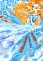 La fille de l'eau by x-Tsila-x