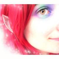 Self Portrait - Elf by x-Tsila-x