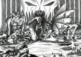Insidious Strengths of Evil by x-Tsila-x