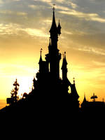 Disneyland Paris by x-Tsila-x