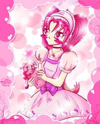 Pretty in Pink by x-Tsila-x