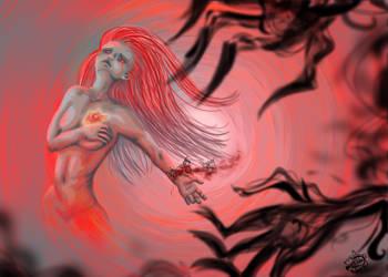 The Sorrow's Embrace by x-Tsila-x