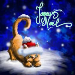 Merry Christmas 2012 ! by x-Tsila-x