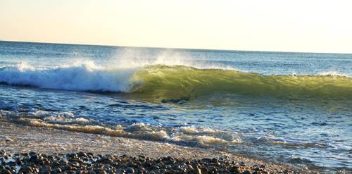 A Sunny Wave by x-Tsila-x