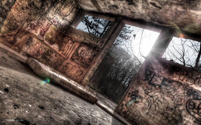 Sanatorium II by x-Tsila-x
