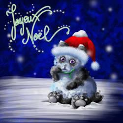 Merry Christmas 2017 ! by x-Tsila-x