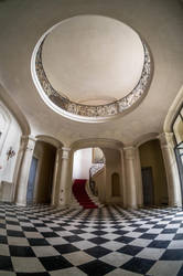 Moulinsart - The Veranda by x-Tsila-x