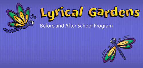 Lyrical Gardens Logo by drkdsgn