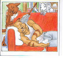 Wakeup call by kouga-chan