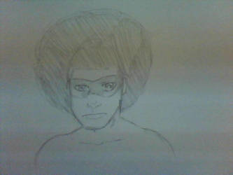 afroface by TehGas