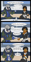 Mass Effect: Impressive game by PoisonDIlu