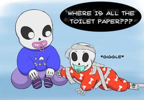 Baby bones by PoisonDIlu